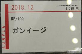 C3AFA TOKYO 2018 新作フィギュア展示の様子 バンダイスピリッツ BANDAI SPIRITS 魂ネイション ガンプラ プラモデル63
