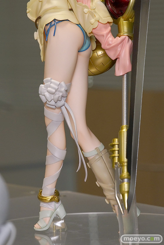マックスファクトリーの新作フィギュア Fate/Grand Order セイバー/フランケンシュタイン 彩色サンプル画像13