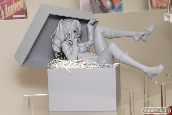 ロケットボーイの新作アダルトフィギュア コミックグレープ vol049 表紙イラスト Gift Box Gial 四房沙理(仮) 監修中原型画像02