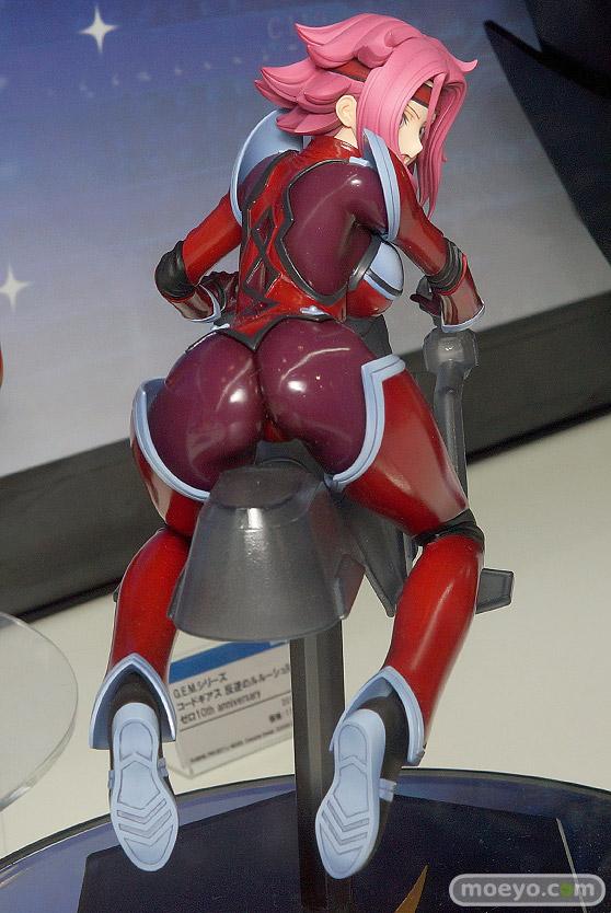 メガハウスの新作フィギュア G.E.M.シリーズ コードギアス反逆のルルーシュR2 紅月カレン の監修中原型画像03