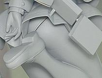 マックスファクトリー新作フィギュア「冴えない彼女の育てかた♭ 霞ヶ丘詩羽」監修中原型が展示!【WF2018夏】