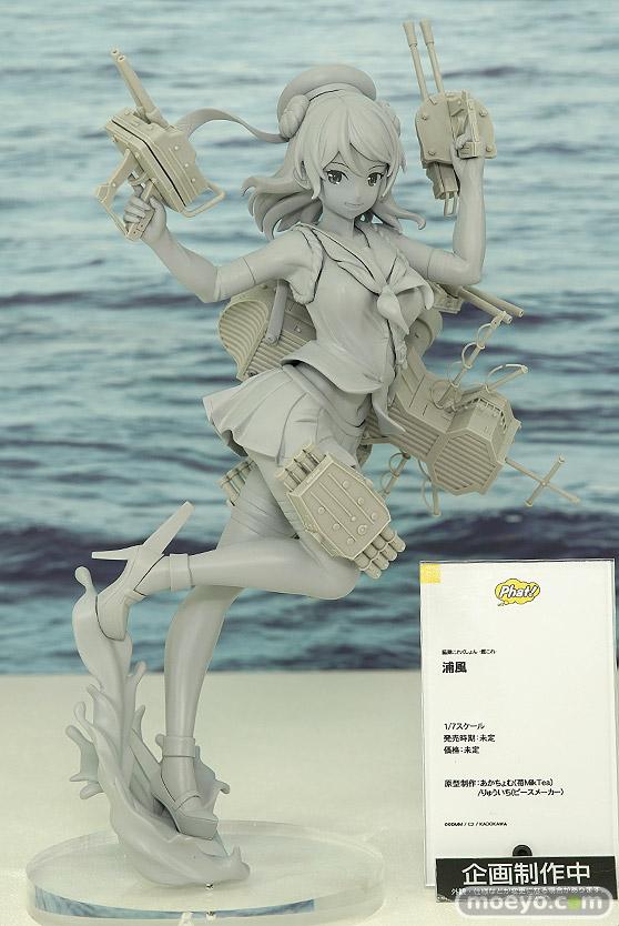 ファット・カンパニーの新作フィギュア 艦隊これくしょん-艦これ- 浦風 の監修中原型画像01