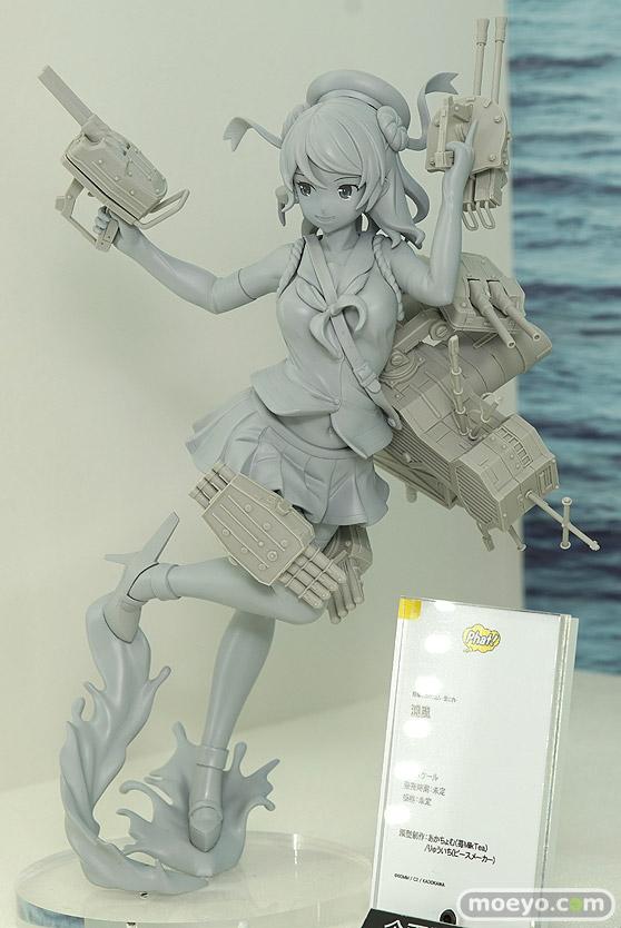 ファット・カンパニーの新作フィギュア 艦隊これくしょん-艦これ- 浦風 の監修中原型画像04