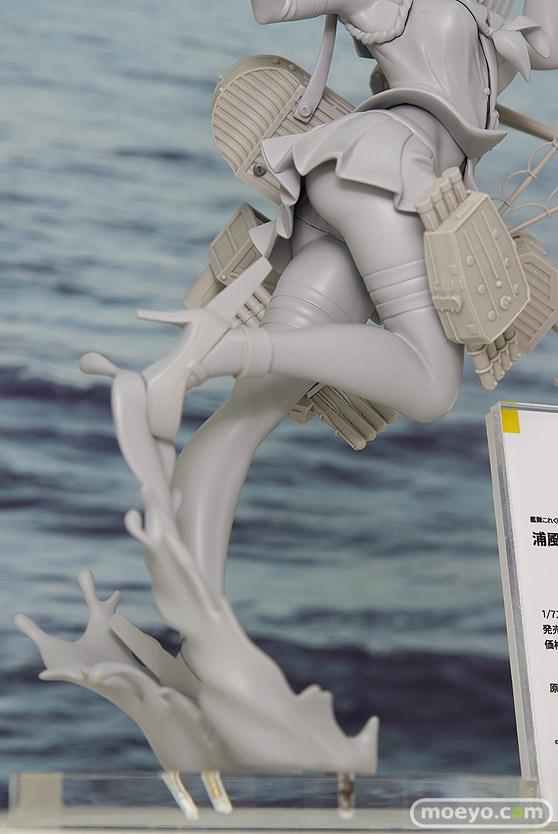 ファット・カンパニーの新作フィギュア 艦隊これくしょん-艦これ- 浦風 の監修中原型画像09