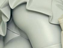 ファット・カンパニー新作フィギュア「艦隊これくしょん-艦これ- 浦風」監修中原型が展示!【WF2018夏】