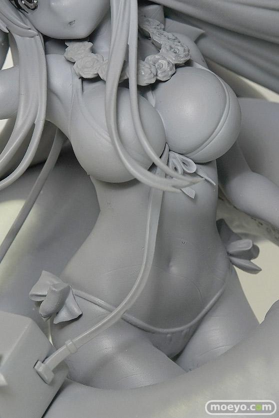 アワートレジャーの新作フィギュア アズールレーン シグニット の監修中原型画像08