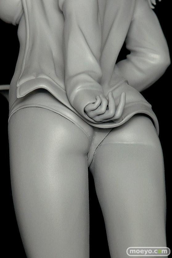 ウェーブの新作フィギュア アイドルマスター シンデレラガールズ [紺碧の境界]鷲沢文香 の監修中原型画像09