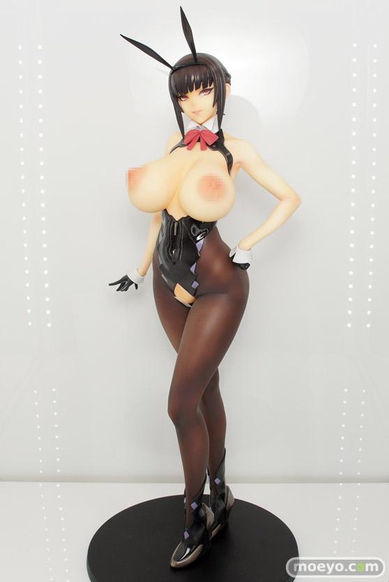 Q-sixの新作アダルトフィギュア 仮)BUNNY GIAL!!!! の彩色サンプル画像01