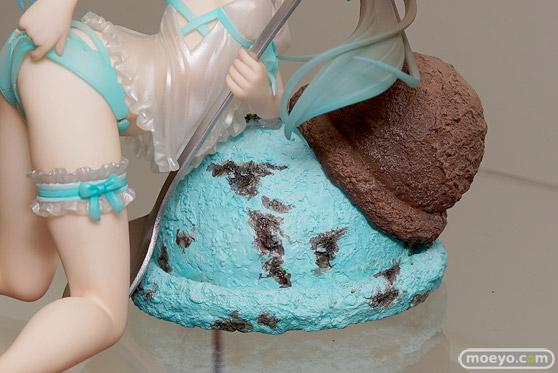 ネイティブの新作アダルトフィギュア Tasting girl ちょこみんと の彩色サンプル画像08