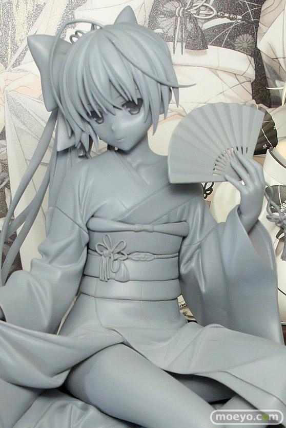 アルファマックスの新作フィギュア ヨスガノソラ 春日野穹 着物Ver. の監修中原型画像04