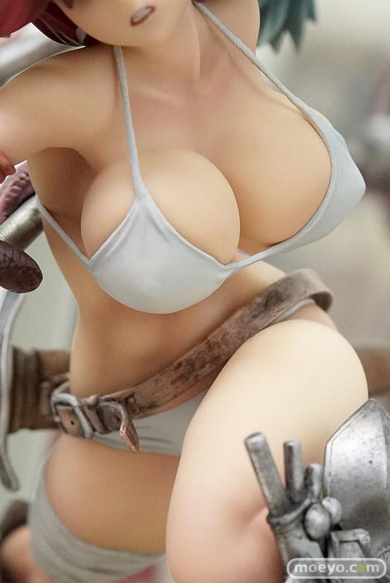 オルカトイズの新作フィギュア FAIRY TAIL エルザ・スカーレット the騎士ver. PVCサンプル画像06