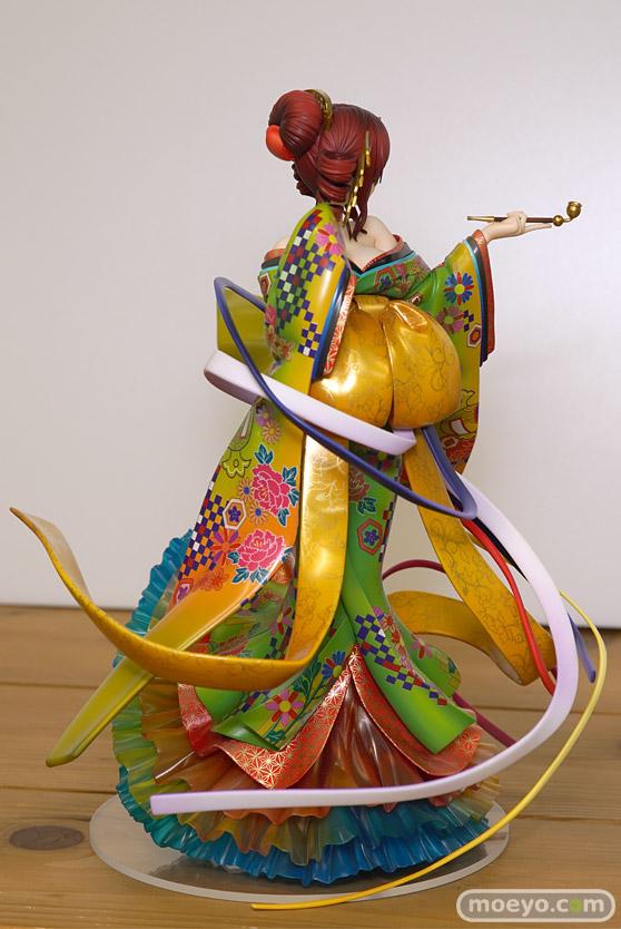 グッドスマイルカンパニーの新作フィギュア UTAU 重音テト 吉原ラメントVer. の彩色サンプル画像05