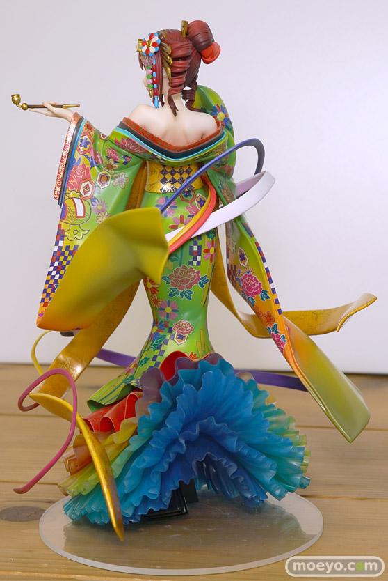 グッドスマイルカンパニーの新作フィギュア UTAU 重音テト 吉原ラメントVer. の彩色サンプル画像09