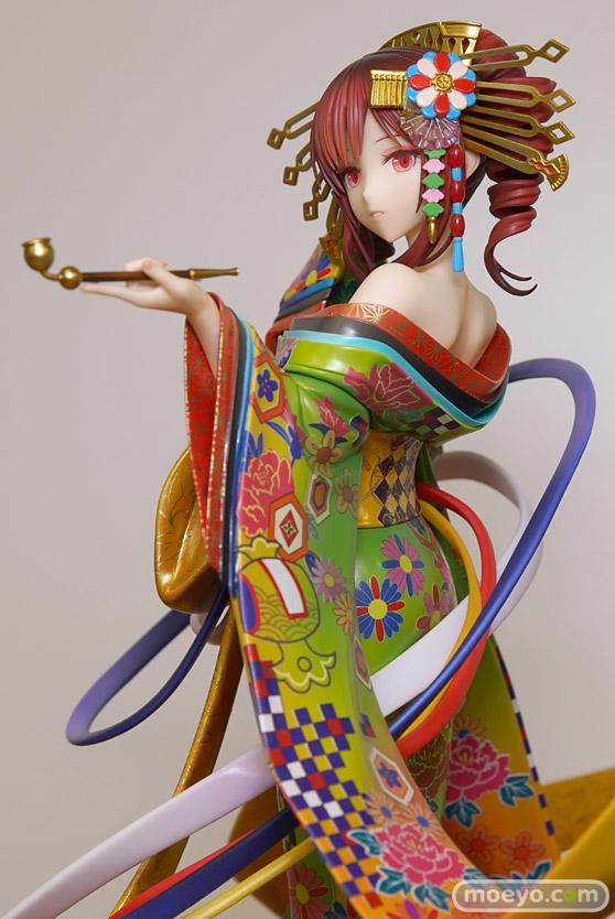 グッドスマイルカンパニーの新作フィギュア UTAU 重音テト 吉原ラメントVer. の彩色サンプル画像11
