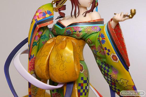 グッドスマイルカンパニーの新作フィギュア UTAU 重音テト 吉原ラメントVer. の彩色サンプル画像13