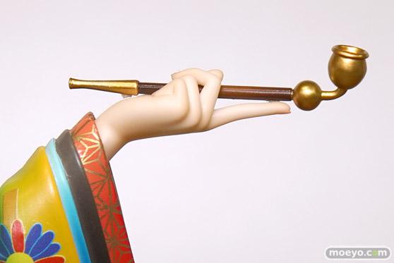 グッドスマイルカンパニーの新作フィギュア UTAU 重音テト 吉原ラメントVer. の彩色サンプル画像15