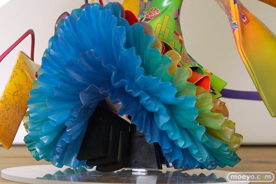 グッドスマイルカンパニーの新作フィギュア UTAU 重音テト 吉原ラメントVer. の彩色サンプル画像17