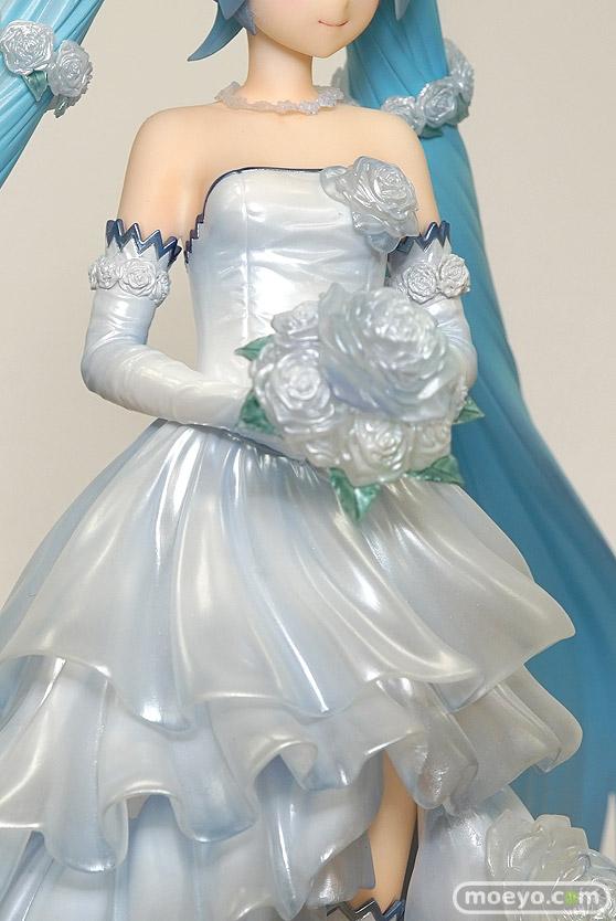 フリーイングの新作フィギュア キャラクター・ボーカル・シリーズ01 初音ミク ウェディングドレスVer. の彩色サンプル画像14