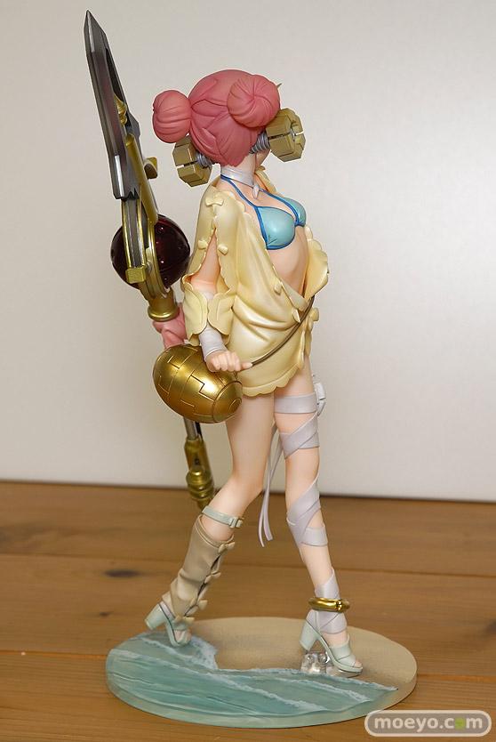 マックスファクトリーの新作フィギュア Fate/Grand Order セイバー/フランケンシュタイン 彩色サンプル撮りおろし画像05