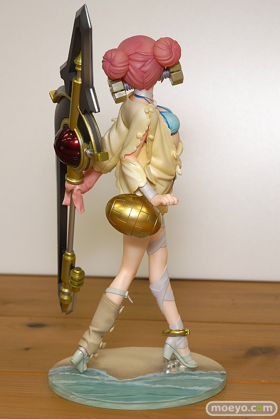 マックスファクトリーの新作フィギュア Fate/Grand Order セイバー/フランケンシュタイン 彩色サンプル撮りおろし画像06