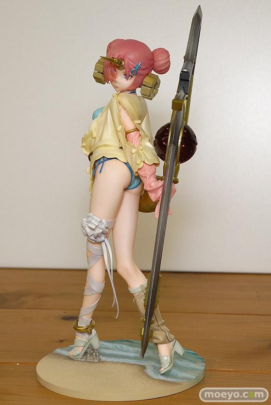 マックスファクトリーの新作フィギュア Fate/Grand Order セイバー/フランケンシュタイン 彩色サンプル撮りおろし画像10