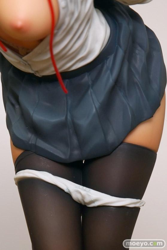 マジックバレットの新作アダルトフィギュア 誉オリジナルキャラクター 艶姿 弐 の看守中彩色サンプル撮りおろし画像21