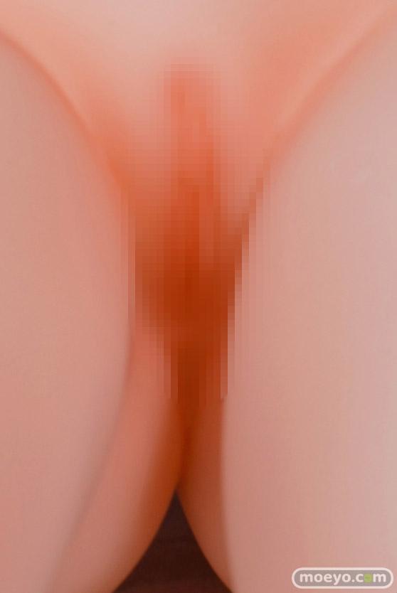 Q-sixの新作アダルトフィギュア サキュバステードライフ 櫻待冬子 の彩色サンプルキャストオフ画像26