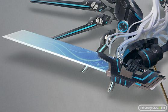 ヴェルテクスの新作フィギュア 新次元ゲイム ネプテューヌ ネクストブラック の彩色サンプル画像16