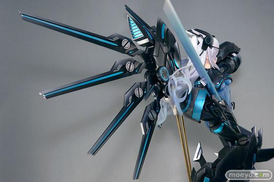 ヴェルテクスの新作フィギュア 新次元ゲイム ネプテューヌ ネクストブラック の彩色サンプル画像21