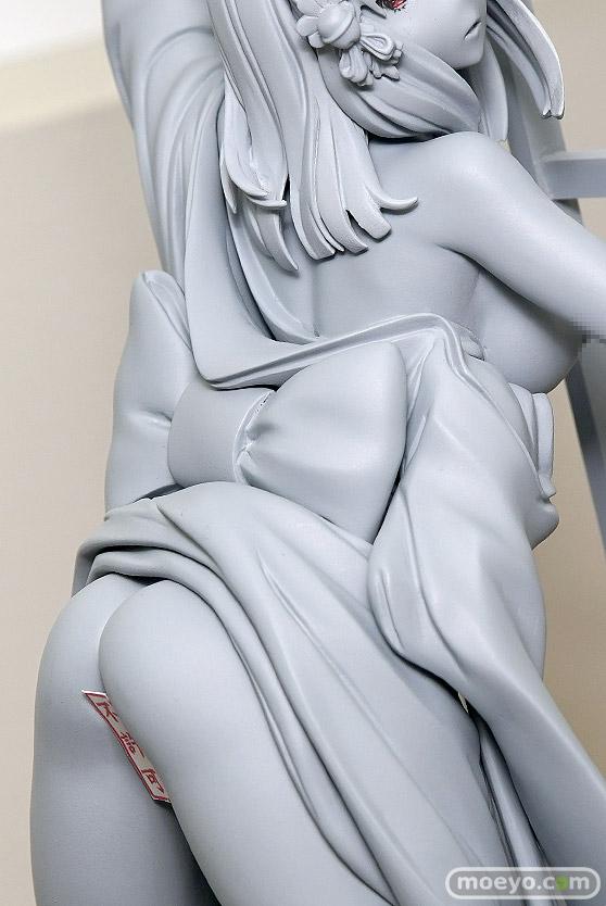 マジックバレットの新作アダルトフィギュア 艶姿 月ノ輪ガモ の彩色サンプル画像06