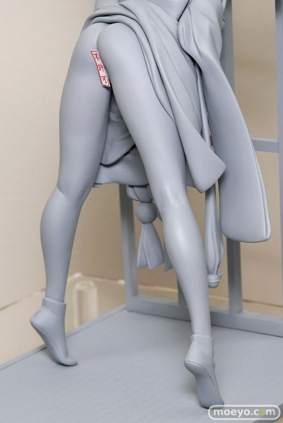 マジックバレットの新作アダルトフィギュア 艶姿 月ノ輪ガモ の彩色サンプル画像07