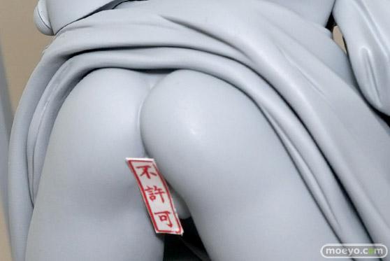 マジックバレットの新作アダルトフィギュア 艶姿 月ノ輪ガモ の彩色サンプル画像10