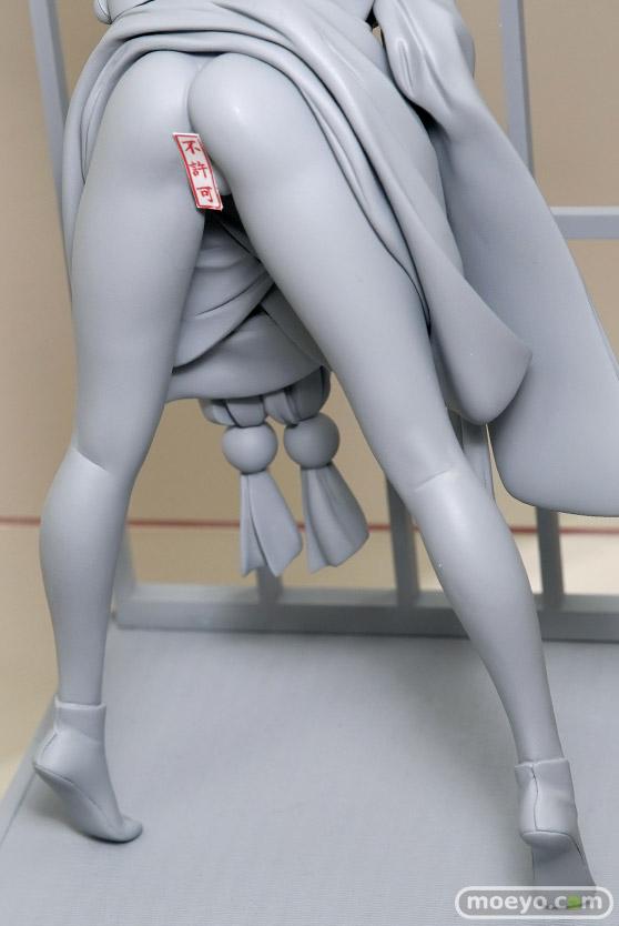 マジックバレットの新作アダルトフィギュア 艶姿 月ノ輪ガモ の彩色サンプル画像11