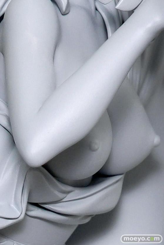 マジックバレットの新作アダルトフィギュア 艶姿 月ノ輪ガモ の彩色サンプル画像14