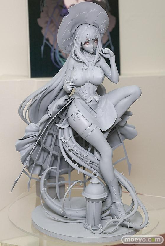 ネイティブの新作アダルトフィギュア 10月31日の魔女 ミス・オランジェット の監修中原型画像03
