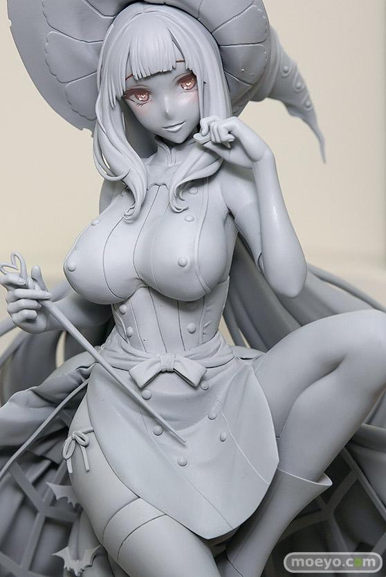 ネイティブの新作アダルトフィギュア 10月31日の魔女 ミス・オランジェット の監修中原型画像06