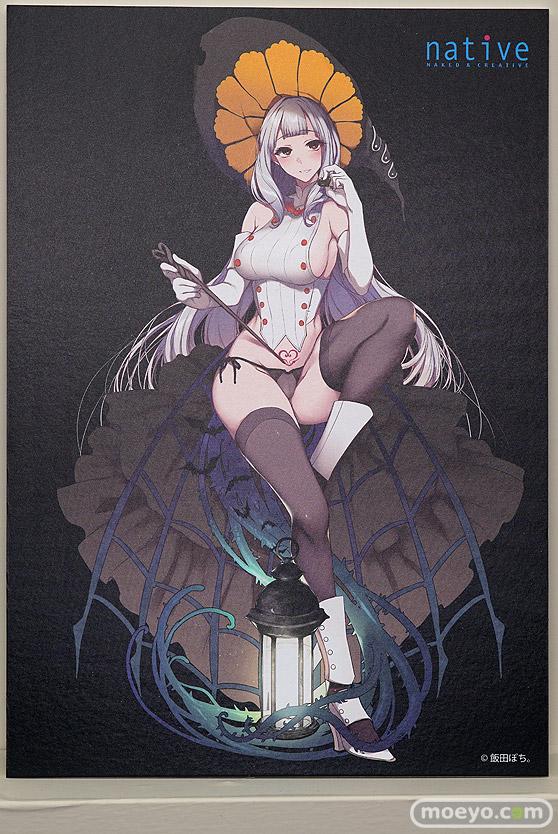 ネイティブの新作アダルトフィギュア 10月31日の魔女 ミス・オランジェット の監修中原型画像14