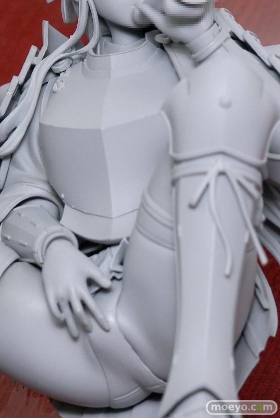 フロッグの新作アダルトフィギュア ワルキューレロマンツェ More&More 龍造寺茜 の監修中原型画像06