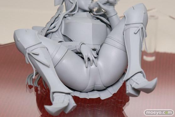 フロッグの新作アダルトフィギュア ワルキューレロマンツェ More&More 龍造寺茜 の監修中原型画像08