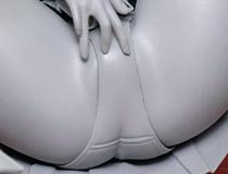 フロッグ新作アダルトフィギュア「ワルキューレロマンツェ More&More 龍造寺茜」監修中原型が展示!【WF2018夏】