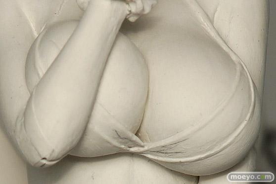ウェーブの新作フィギュア アズールレーン 加賀【常夏の殺生石】 の製作中原型画像07
