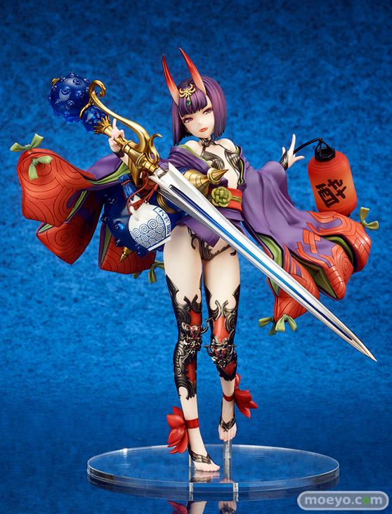 キューズQの新作フィギュア Fate/Grand Order アサシン/酒呑童子 の彩色サンプル画像01