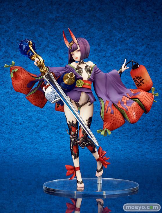 キューズQの新作フィギュア Fate/Grand Order アサシン/酒呑童子 の彩色サンプル画像03