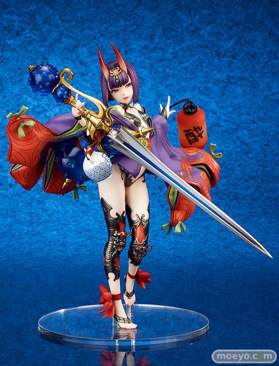 キューズQの新作フィギュア Fate/Grand Order アサシン/酒呑童子 の彩色サンプル画像04