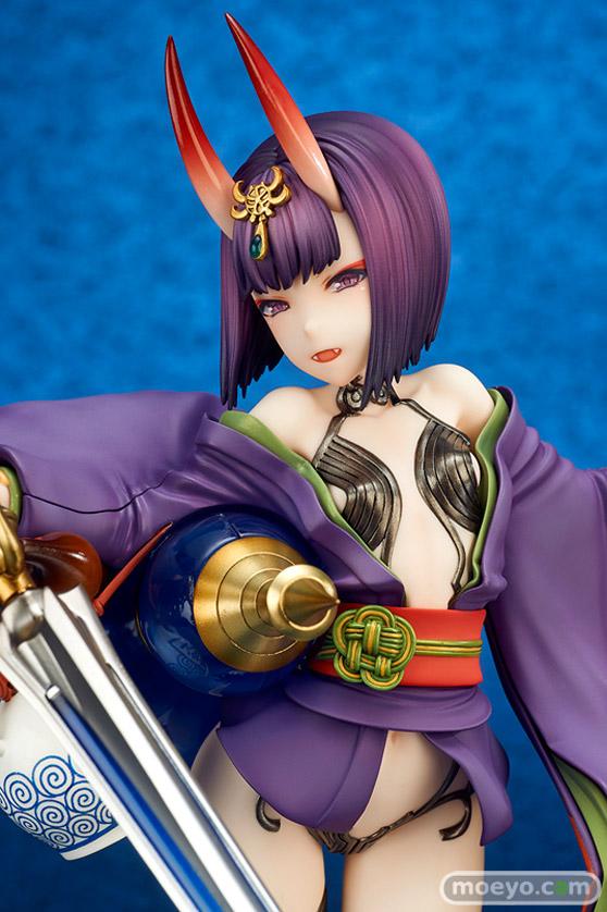 キューズQの新作フィギュア Fate/Grand Order アサシン/酒呑童子 の彩色サンプル画像06