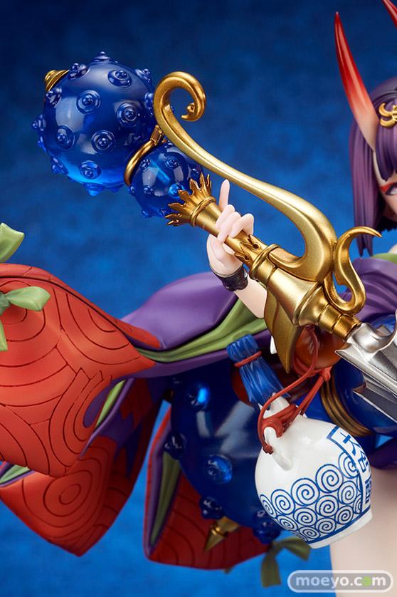キューズQの新作フィギュア Fate/Grand Order アサシン/酒呑童子 の彩色サンプル画像07