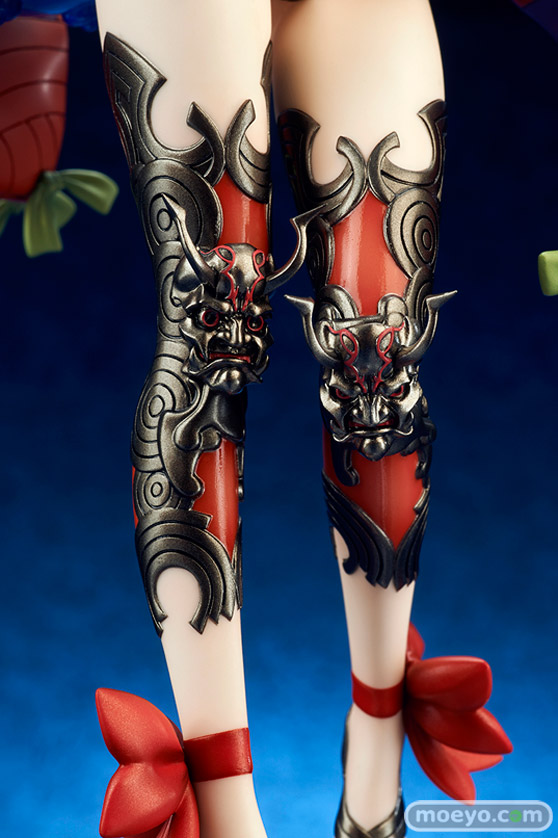 キューズQの新作フィギュア Fate/Grand Order アサシン/酒呑童子 の彩色サンプル画像08
