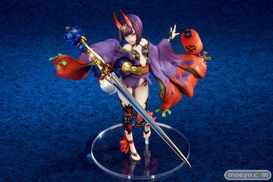 キューズQの新作フィギュア Fate/Grand Order アサシン/酒呑童子 の彩色サンプル画像11
