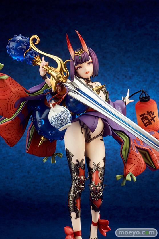 キューズQの新作フィギュア Fate/Grand Order アサシン/酒呑童子 の彩色サンプル画像12