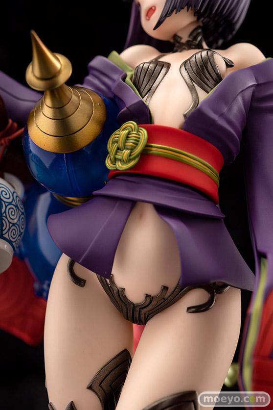 キューズQの新作フィギュア Fate/Grand Order アサシン/酒呑童子 の彩色サンプル画像13